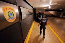 Polícia Legislativa do Senado FederalFoto: Edilson Rodrigues/Agência Senado