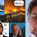 Oincêndio atingiu o Museu Nacional no Rio de Janeiro; A baixa assiduidade dos deputados federais; Leilão da mansão de Sérgio Cabral; Inquérito sobre caciques do MDB é concluído; O atentado contra a vida de Jair Bolsonaro; O jejum de Daciolo; Unicamp com as contas no vermelho.